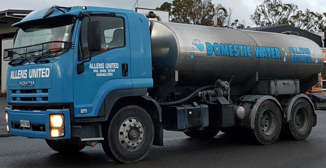 Domestic Water Delivery